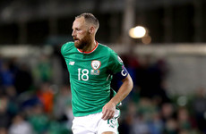 'It's a huge honour for me and my family' - Ever-reliable Meyler steps up to take captain's armband