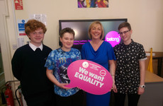 Minister 'inspired' after meeting with young transgender and non-binary people
