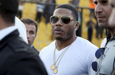 Rapper Nelly arrested on suspicion of rape