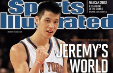Knicks' Jeremy Lin makes second straight Sports Illustrated cover