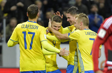 Dick Advocaat said 'Sweden won't beat Luxembourg 8-0'. Sweden just beat Luxembourg 8-0