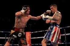 Hometown hero Crolla defeats Burns in grueling 12 round contest