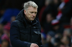 Nobody could have done better after Alex Ferguson – David Moyes