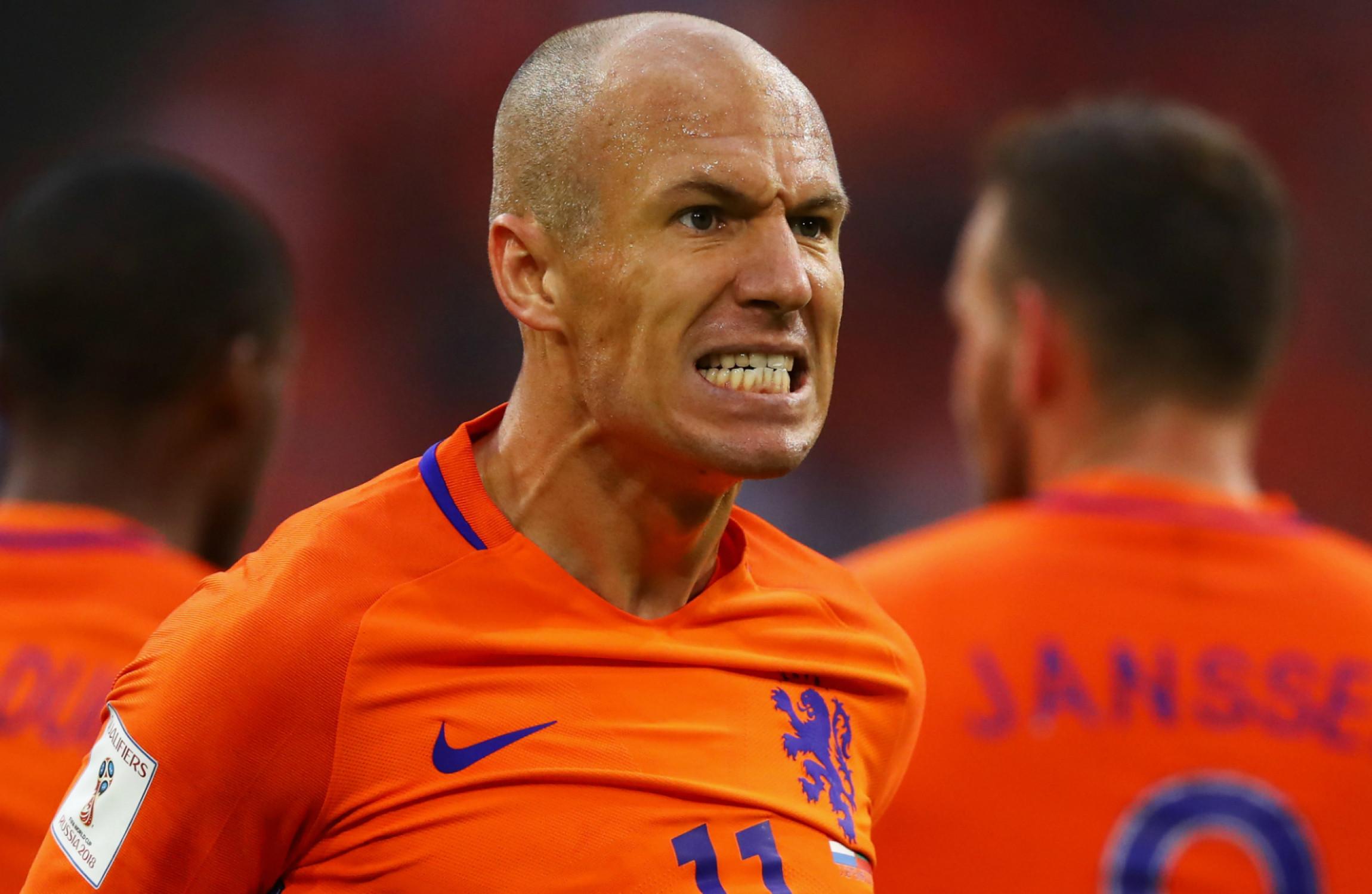 Arjen Robben · The42