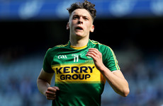 Kerry sensation Clifford happy to abide by wishes of O'Connor and Fitzmaurice