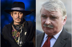 Willie O'Dea is taking Johnny Depp to task over calling Limerick 'Stab City'