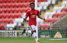 Highly-regarded Man United youngster catches the eye, grabs stunner in World Cup opener