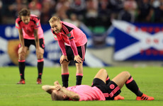 'Genetically, we're behind': Gordon Strachan gives bizarre reason for Scottish failures