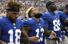 Giants' season goes from bad to worse with another loss and Odell Beckham's broken ankle