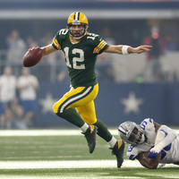 With just 11 seconds left, Aaron Rodgers inspires Green Bay Packers to victory over Cowboys
