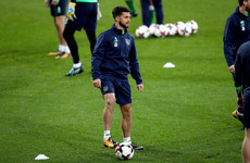 Shane Long ruled out of Ireland's must-win clash with Wales
