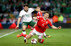 As it happened: Ireland v Wales, World Cup qualifier