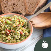 The42 recipe book: Quick, easy and nutritious broccoli and apple salad