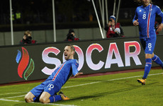 Iceland qualify for World Cup for first time