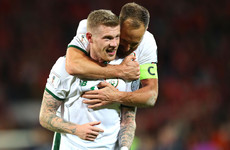 'There is no better feeling': McClean the hero on a memorable night in Cardiff