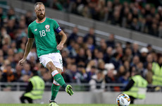 On the fringes for so long, David Meyler is now Ireland's crucial midfield warrior