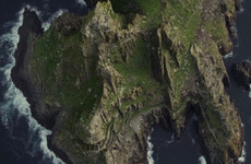 The Skelligs take centre stage in the trailer for the latest Star Wars film