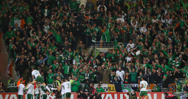 Character won't always be enough, but would Ireland fans swap it for any other attribute?