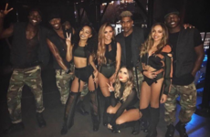 Little Mix shut down a fan for suggesting that Perrie doesn't have the range to sing their songs