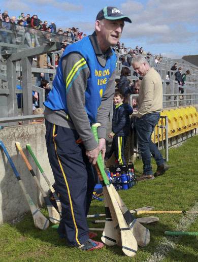 After 30 years of voluntary service, Tipperary ditch hurling team kit man Hotpoint Hayes