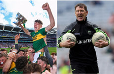 'I'm delighted he's committed to Kerry, rather than throwing in his lot with Aussie Rules'