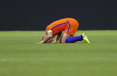 Fresh humiliation for Dutch football as Holland fail to qualify for 2018 World Cup