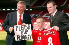 Twitter reaction to Fergie's shock Rooney revelations
