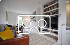 Take a virtual reality tour of this modern, remodelled three-bed in south Dublin