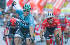 Two out of two! Sam Bennett takes second successive stage on Tour of Turkey