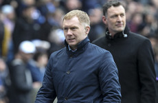 Paul Scholes in the running for vacant managerial job at League One club