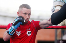 'I've got two kids and a missus. I don't want problems after boxing' - Frampton cuts sparring in half