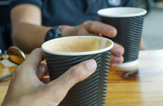 Over half of Irish people want a ban on single-use coffee cups