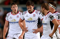 Henderson handed the captaincy for Ulster's Champions Cup opener