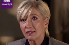 'He's a predator': Emma Thompson gave a blistering interview about Harvey Weinstein last night