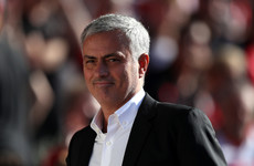 Tables turned for Mourinho's Anfield return
