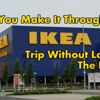 Can You Make It Through An IKEA Trip Without Losing The Rag?