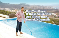 Can You Guess If These Celebrities Are Richer Than Daniel O'Donnell?