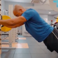 Push yourself! Here's a simple push day routine for you to follow