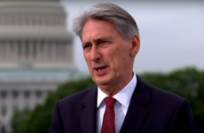 "UK chancellor regrets calling the EU ""the enemy"" during a TV interview"