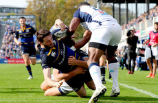 Leinster produce their season's best to see off Montpellier in epic six-try tussle