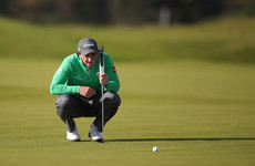 Paul Dunne in the hunt heading into the final round of the Italian Open