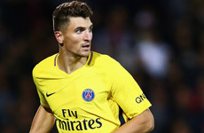 Amazing Benjamin Jeannot volley not enough for Dijon as PSG score injury-time winner
