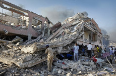 At least 20 people killed in Somalia truck bombing