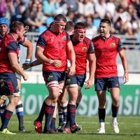 Munster battle out a draw after ferocious contest in Castres