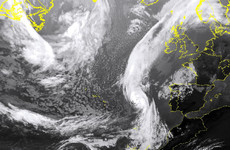 Status red weather alert issued for entire country ahead of Ophelia's arrival