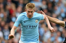Silva hails teammate Kevin De Bruyne as 'one of the best in the world'