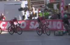 Blow for Sam Bennett as he suffers fall on the final stage in Turkey
