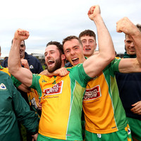 Five-in-a-row! 14-man Corofin crowned kings of Galway against Mountbellew-Moylough