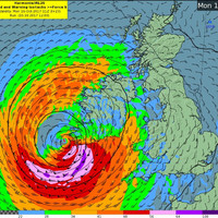 Ex-Hurricane Ophelia has battered Ireland. Here's what you need to know