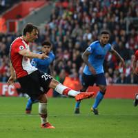 Gabbiadini brace earns Southampton a share of the spoils at St Marys'